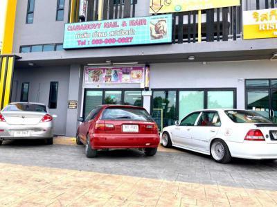 อาคารพาณิชย์ 290000 นนทบุรี บางบัวทอง พิมลราช